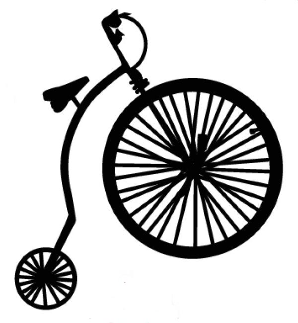 срочная виза в Англию, велосипед, visatouk.ru